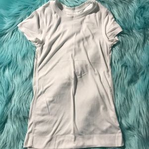 White Vera wang T-shirt small